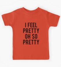 Oh, So Pretty! Kids Tee