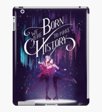 History Makers iPad Case/Skin