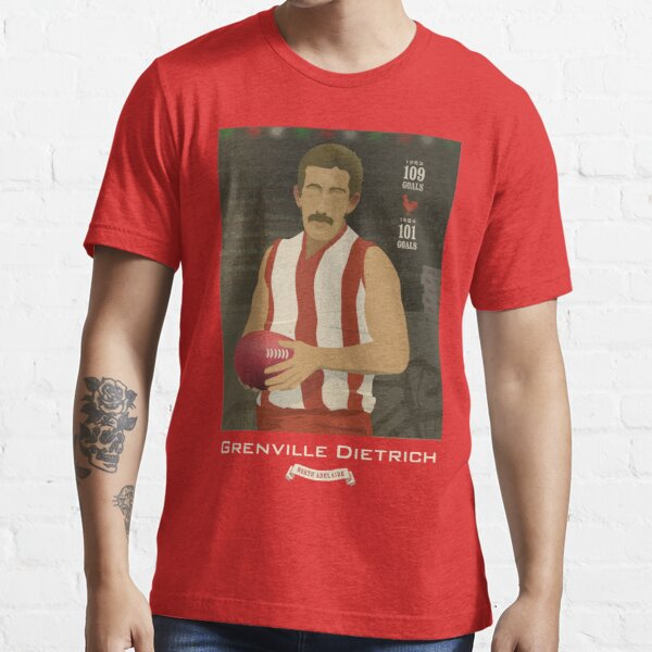 Grenville Dietrich - North Adelaide  (for red shirts only) Essential T-Shirt