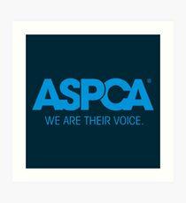 ASPCA Art Print