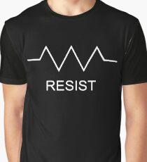 Resist Graphic T-Shirt