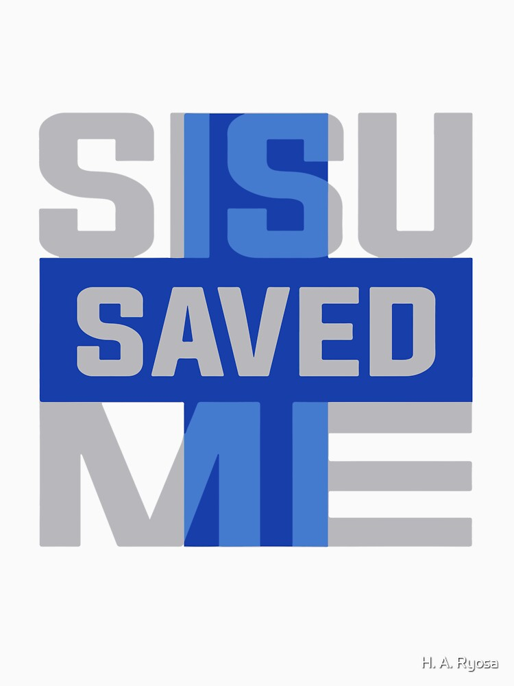 Sisu Saved Me by HARyosa