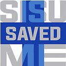 Sisu Saved Me by H. A. Ryosa