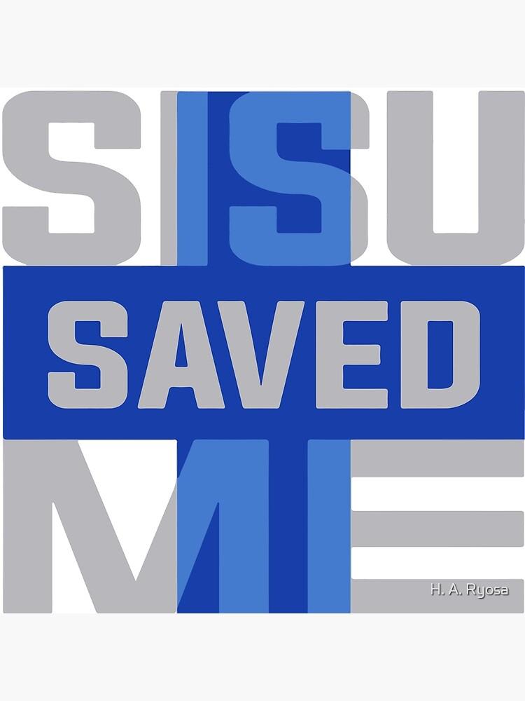Sisu Saved Me by HARyosa