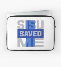 Sisu Saved Me Laptop Sleeve
