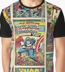 Comic Strips Graphic T-Shirt