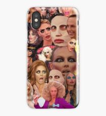 Alyssa Edwards Collage  iPhone Case/Skin