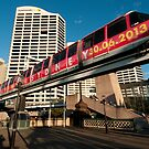 Farewell to the Monorail by Erik Schlogl