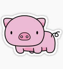 PIGU Sticker