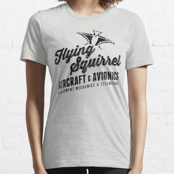 Flying Squirrel Aviation Essential T-Shirt