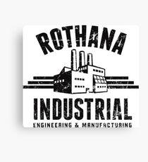 Rothana Heavy Engineering Canvas Print