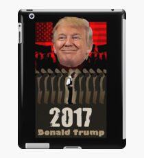 2017 - Trump Dystopia iPad Case/Skin
