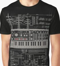 Microkorg Industrial Graphic T-Shirt