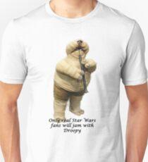 Droopy McCool Unisex T-Shirt