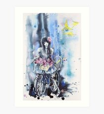 Love's Dream Art Print