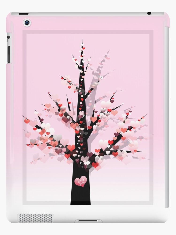 Ipad: Valentine Tree by Steven House