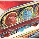 '60 Impala by Peter Brandt