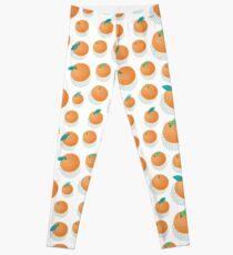 Fresh Oranges Leggings