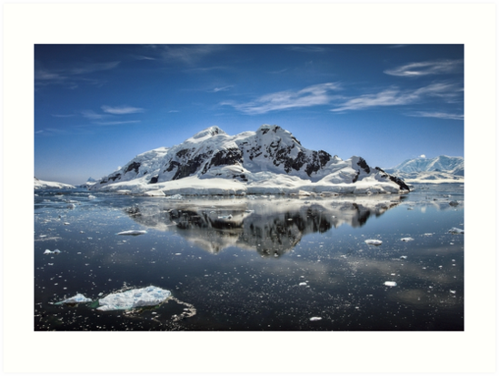 """An Antarctic View"" by Fiona Smith"