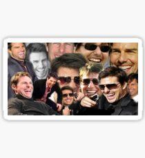 tom cruise scientology Sticker