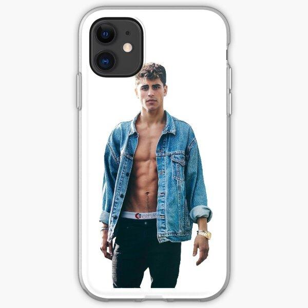 Jack Gilinsky iPhone Soft Case