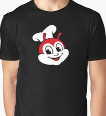Classic Jollibee fast food logo Graphic T-Shirt