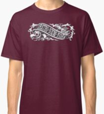 Vintage Hipster New York Classic T-Shirt