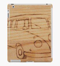 Split Screen Bus iPad Case/Skin