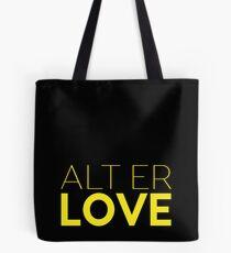 Alt Er Love — Skam   Tote Bag