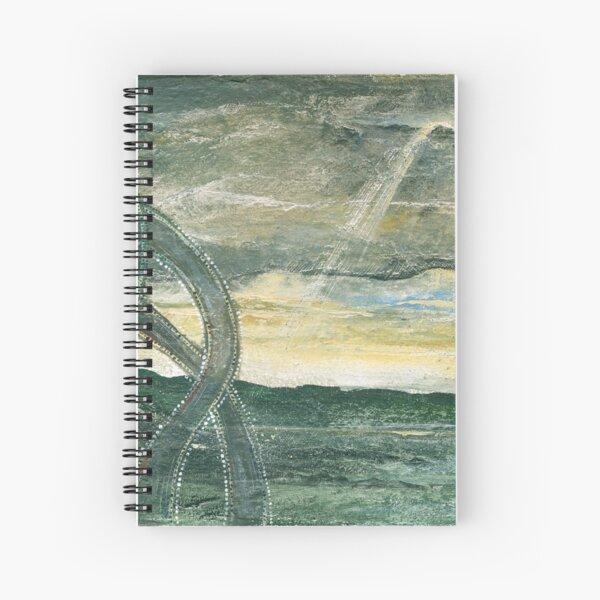New Horizons Spiral Notebook