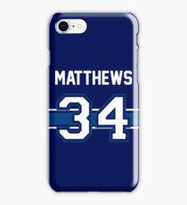 Auston Matthews - Toronto Maple Leafs iPhone Case/Skin