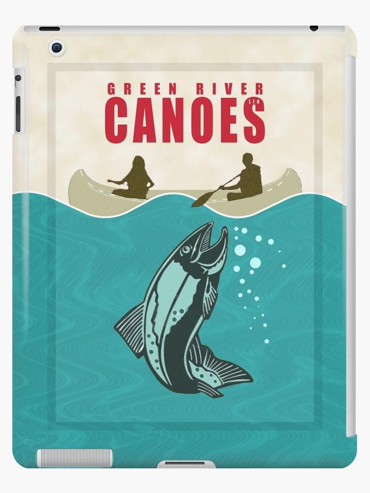 Ipad: Canoe Jaws by Steven House