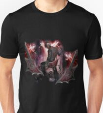 skull rock devil T-Shirt