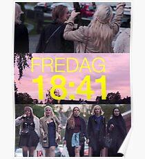 SKAM- girl squad Poster