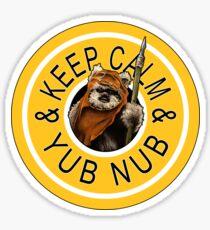 KeepCalm#5 Sticker