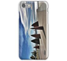 The Rusty Sails on the Geelong Foreshore iPhone Case/Skin