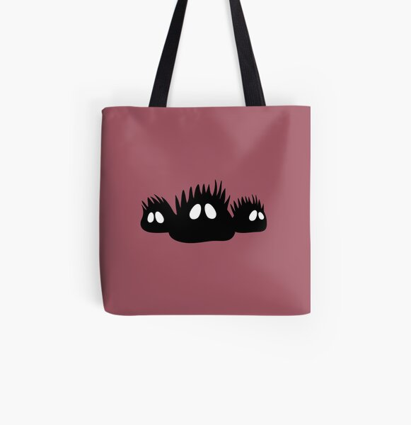 BadaBada - J is for Jump All Over Print Tote Bag
