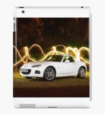 Mazda MX5 Miata Roadster 2 iPad Case/Skin