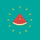 « Shiny Watermelon » par vee-madinina