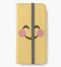 Blushing Face Emoji: iPhone Wallets, Cases & Skins for 7/7 Plus ...