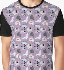 Catch the pidgeon! Catch the Pidgeon NOW! Graphic T-Shirt