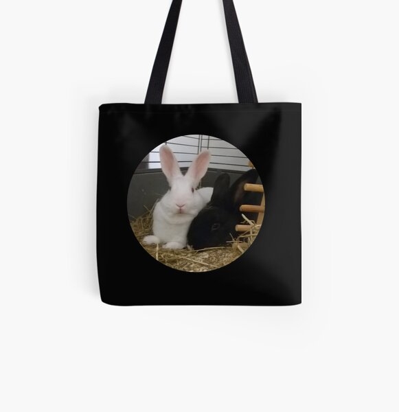 Getting Cosy All Over Print Tote Bag