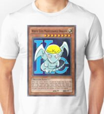 White Eyes Maintenance Dragon Unisex T-Shirt