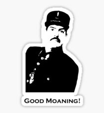 Good Moaning! Sticker