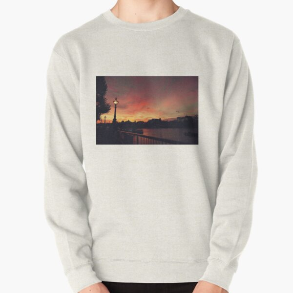 Southbank Sunset Pullover Sweatshirt