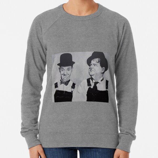 Laurel & Hardy Lightweight Sweatshirt