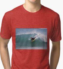 Bodyboarder shoredump Tri-blend T-Shirt