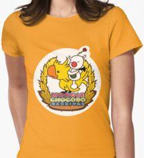 Chocobo Festival, Final Fantasy XV Women's Fitted T-Shirt