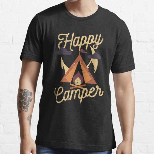 Happy Camper Essential T-Shirt