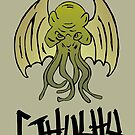 Cthulhu monster by Logan81